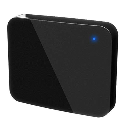 Mini receptor Bluetooth 5.0 de 30 pines adaptador de música de audio inalámbrico A2DP para sistema de sonido HD Home estéreo, compatible con Bose Sounddock II 2 IX 10 altavoz