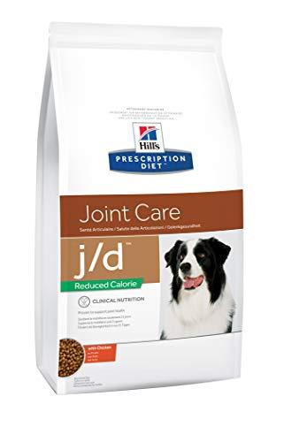 prescription diet j/d canine reduced calorie mangime secco kg. 4