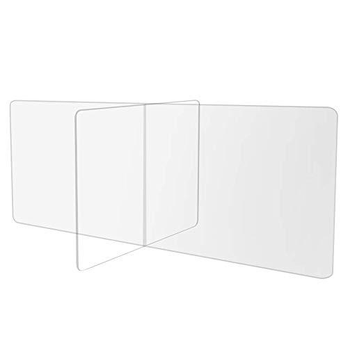 MANG Glasklar Plexiglas Spuckschutz...