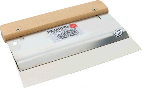 Pajarito 8446R/20 Rapidspachtel, rostfrei 200mm, Doppelblattspachtel, Malerspachtel