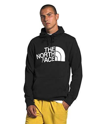 The North Face Men's Half Dome Pullover Hoodie - Hoodies for Men, TNF Black, L