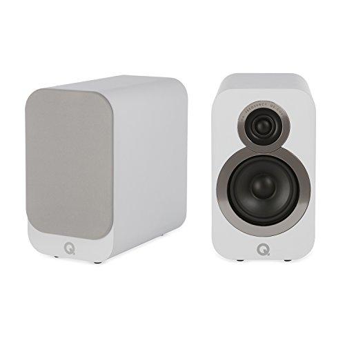 Diffusori Da Scaffale (Coppia) Q Acoustics Q 3010i Bianco