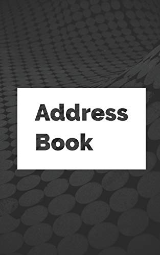 Address Book: 8 x 5 Inches Classic Address Book Alphabetical Organizer Journal Notebook For Recording Contact Name, Address, Phone and Fax Numbers, Emails, and Notes (Volume 8)