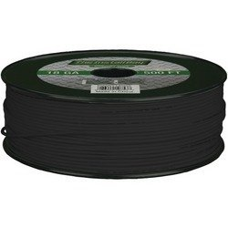INSTALL BAY - INSTALL BAY PWBK18500 18-Gauge Primary Wire, 500ft (Black) by Install Bay