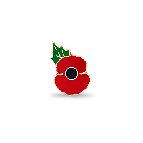 The Royal British Legion Poppy Lapel Pin Small