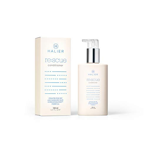 HALIER Re:scue Conditioner For Women With Super-Hydration Formula, Dry and Damaged Hair, 150 ml