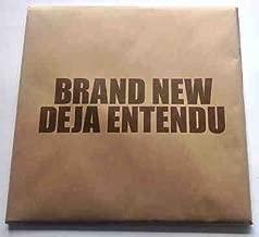 brand new deja entendu vinyl record store day