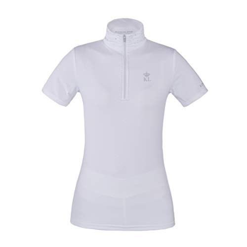 Kingsland Benissa Turniershirt Damen Größe: XL Farbe: White