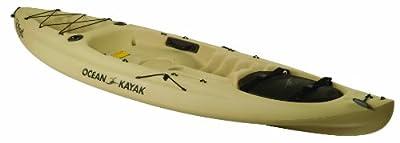 Ocean Kayak Caper Angler Sit-On-Top Sand Fishing Kayak