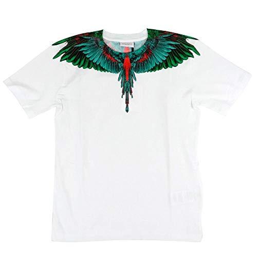 MARCELO BURLON Luxury Fashion Ragazzo 11080010B000 Bianco Cotone T-Shirt | Autunno-Inverno 20