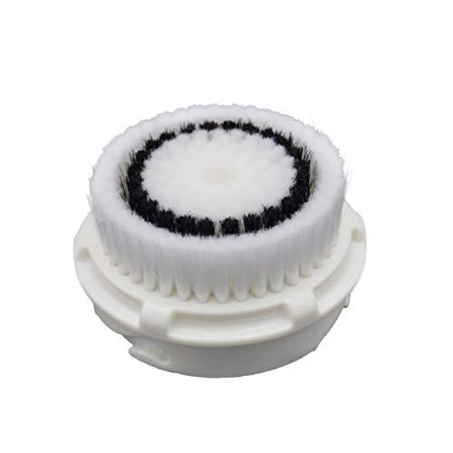 Taihely - Cabezal de cepillo de limpieza facial exfoliante de repuesto para piel sensible, seis colores para diferentes tipos de piel