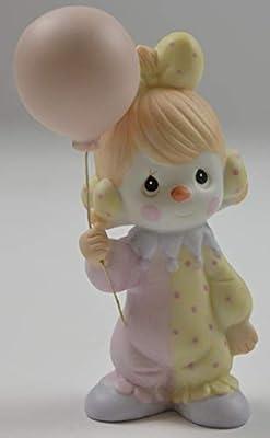"Precious Moments ""Clown Figurine"""