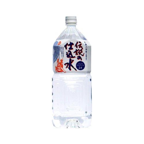 能勢酒造 伝説の仕込水 2L×6本