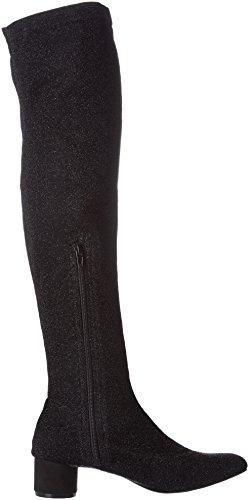 Lollipops ALASTIC High Boots, Botas Camperas Mujer, Negro (Black 001), 37 EU