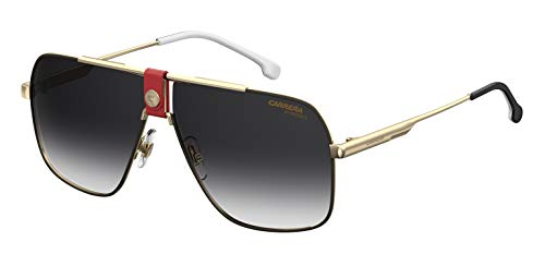 CARRERA Sonnenbrille 1018S-Y119O-63 Rechteckig Sonnenbrille 63, Mehrfarbig