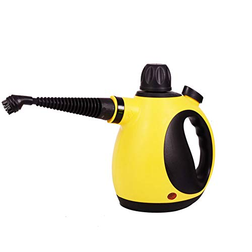HGFDSA 1000W High Temperature Steam Cleaner, Fumigation Formaldehyde Best Multipurpose Steamer for Floors, Cars, Windows, Carpet, Garment and More Household Mopping Machine