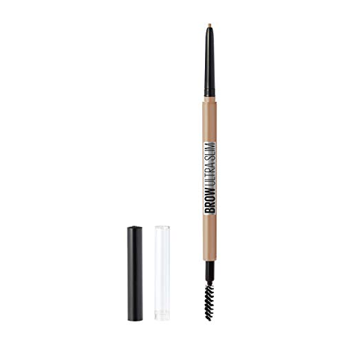 Maybelline New York Brow ultra slim defining eyebrow pencil, 248 Light Blonde, 0.003 Ounce