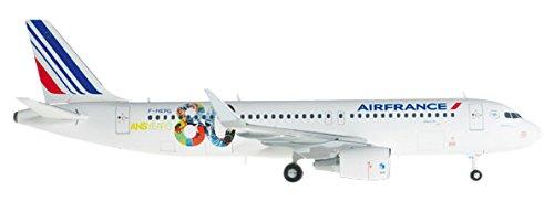 Herpa - 556255 - Air France Airbus A320 - 80th Anniversary