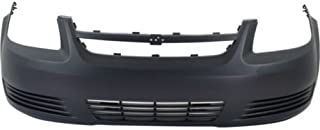 Go-Parts - OE Replacement for 2005 - 2010 Chevrolet (Chevy) Cobalt Front Bumper Cover (CAPA Certified) GM1000733C GM1000733C Replacement For Chevrolet Cobalt