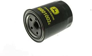 John Deere Original Equipment Oil Filter #M801002