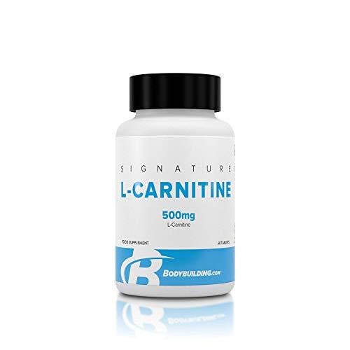Bodybuilding.com Signature Signature L-Carnitine 60 Tablet