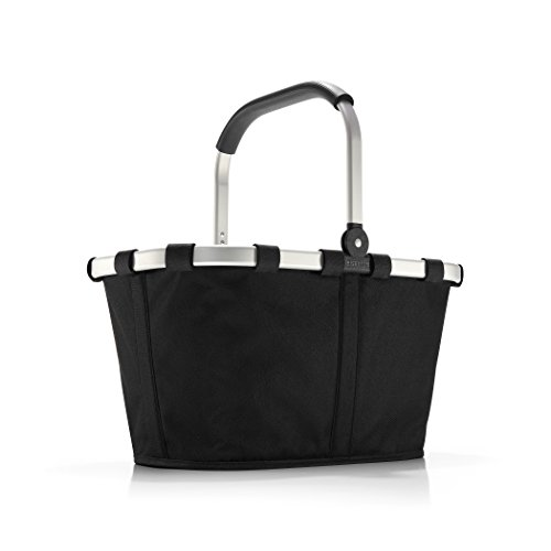 reisenthel carrybag black Maße: 48 x 29 x 28 cm/Volumen: 22 l