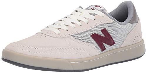 New Balance Nm440 - Zapatillas Deportivas para Hombre, para Hombres, NM440DBL, Sal de mar Ante Borgoña, 40,5 EU