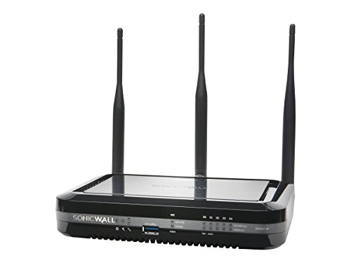 DELL SOHO WIRELESS-N INTL NFR PERP firewall (hardware)