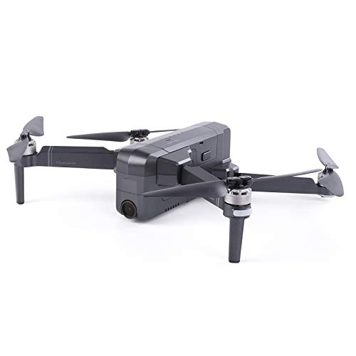 Ruko F11 Pro Separate Drone with Camere for Adults, 4K Drone UHD Live Video, 30 Mins Flight Time, FPV GPS Drone Brushless Motor-Black(not Include Accessories)