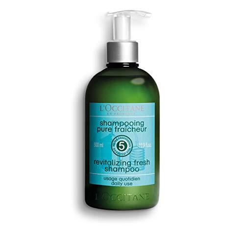 L'Occitane Aromachologie Shampooing Pure Fraîcheur Shampoo er Pack( x )