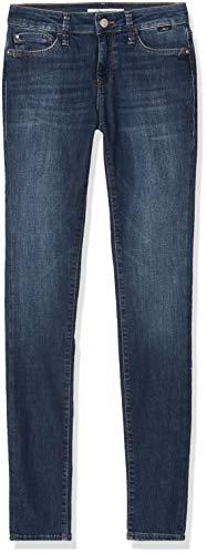 Mavi Damen Adriana Jeans, Dark Indigo STR, 28W / 34L