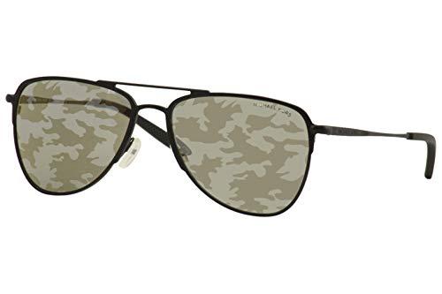 Michael Kors MK 1049 1202/E - Gafas de sol, color negro mate
