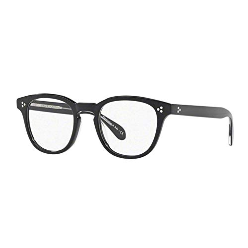 Oliver Peoples Ov5356U 1492 Brillen Feld Schwarz W/Demo-Objektiv (49mm)