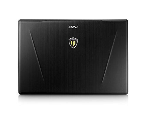 MSI 001782-SKU1504 43,9 cm 17,3 Zoll Laptop Intel Core-i7 6700HQ, 61GB Bild 3*