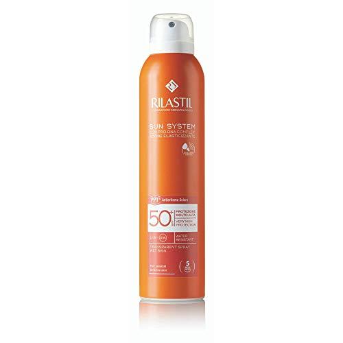 Rilastil Sun Sys Ppt 50+ Transparent - 200 ml