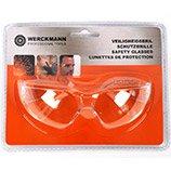 Werckmann Profi Werkzeug Klare Linse Schutzbrille
