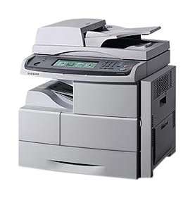 Samsung SCX 6345N - Multifunction ( printer / copier / scanner ) - B/W - laser - copying (up to): 43...