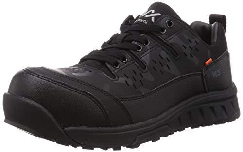 [テクシーワークス] 安全靴 プロテクティブスニーカー WX-0007 メンズ ブラック 26 cm 3E