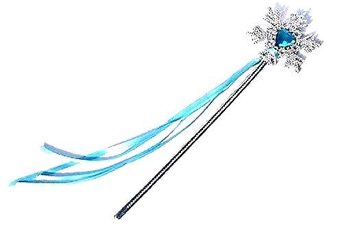 Scepter - toverstokje - voor jurk - carnavaljurk - halloween - elsa - vermomming - kostuum frozen