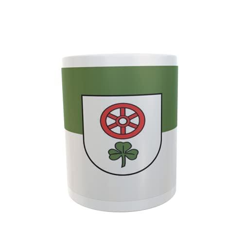 U24 Tasse Kaffeebecher Mug Cup Flagge Cleebronn