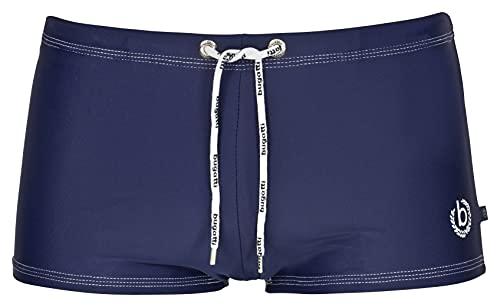 Bugatti - Maillot de Bain/Pantalon de Bain des Hommes en Bleu Marine, Taille XXL