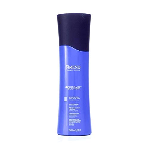 Amend Shampoo Matizador Specialist Blonde 250ml
