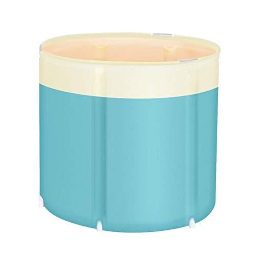 M-YN Bañera Inflable Plegable Bañera Inflable portátil Bañera de hidromasaje Sauna Plegable Caliente en Espacios pequeños SPA for Plato de Ducha de plástico for Adultos
