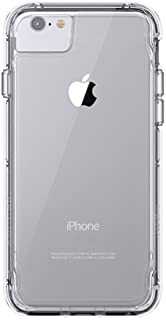Griffin Survivor Clear Protective Case for iPhone 7 Plus, Clear, GB42316