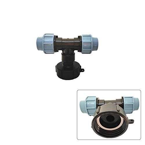 Conector de rosca de tanque IBC POWERTOOL IBC adaptador de t