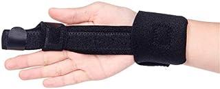 Trigger Finger Splints - Support Sprains, Broken Fingers,Tendon Release, Pain Relief - Adjustable Fixing Belt, All Fingers...