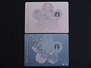スタバ 韓国 2019 さくらスタバ カード 2種海外 スターバックス 桜 チェリーブロッサム SAKURA