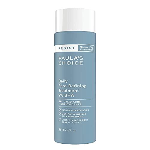 Paula's Choice Resist Anti Aging 2% BHA Peeling - Exfoliant für Gesicht Entschuppt die Haut - Poren Verkleinern & Bekämpft Unreinheiten - mit Salicylsäure - Mischhaut bis Fettige...