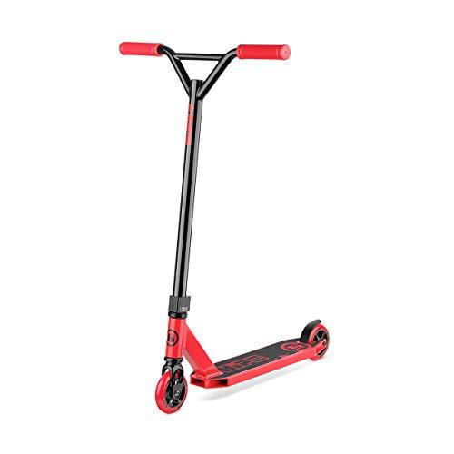 Patinete Scooter Freestyle HIPE H1 (Red) para Principiantes, Ruedas de Aluminio