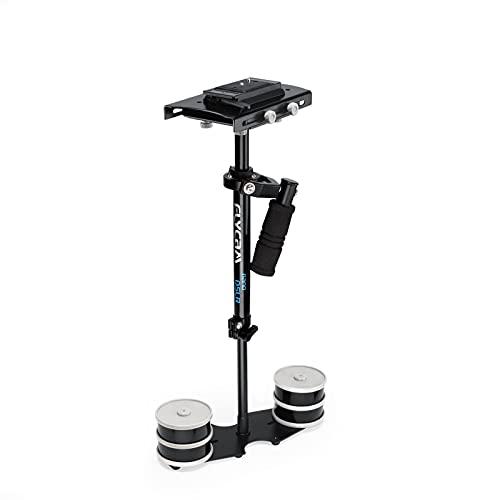 FLYCAM DSLR Nano Handheld Mini Camera Stabilizer (DSLR-Nano-QR) Small Steadycam for Cameras up to 1.5kg/3.3lb   Best Affordable Stabilizer
